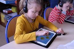Atelier graphogame CP Rotonde © BB (3) (villenevers) Tags: rotonde tablette tablettes numérique enfant élève hootoo primaire école classe
