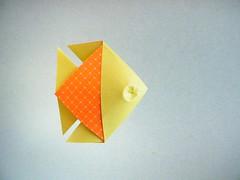 Fish - Sipho Mabona (Rui.Roda) Tags: origami papiroflexia papierfalten poisson pez peixe fish sipho mabona