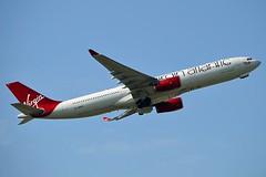 """Uptown Girl"" Virgin Atlantic Airways G-VNYC Airbus A330-343 cn/1315 @ EGLL / LHR 26-05-2018 (Nabil Molinari Photography) Tags: uptowngirl virgin atlantic airways gvnyc airbus a330343 cn1315 egll lhr 26052018"