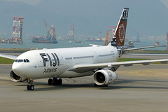 Fiji Airways Airbus A330-243 DQ-FJP (Manuel Negrerie) Tags: fiji airways airbus a330243 dqfjp fijiairways airliner airlines hkg airport travel spotting canon aviation jetliner plane asia transport design aircraft a330 rollsroyce engines technology flight