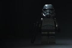 LEGO Shadow Stormtrooper (weeLEGOman) Tags: lego star wars empire strikes back return jedi first order shadow stormtrooper minifigure toy toys macro nikon d7100 105mm uk weelegoman rob robert trevissmith