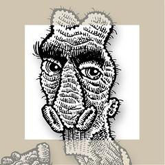 Blog art (Don Moyer) Tags: ink drawing sketchbook moyer donmoyer brushpen
