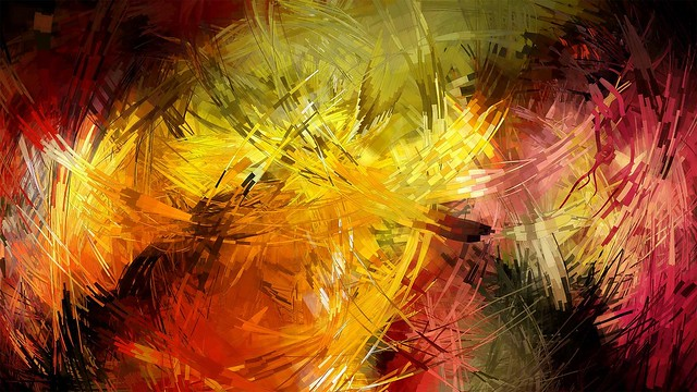 Обои узоры, линии, креатив, яркий, краски картинки на рабочий стол, фото скачать бесплатно
