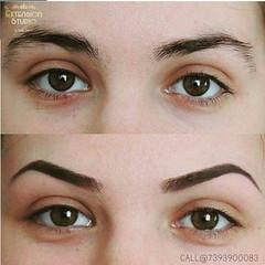 Eyebrow (theex10sionstudio) Tags: makeup eyebrows eyelashes nailextensions cosmetic cosmetics fashion eyes beauty beautiful