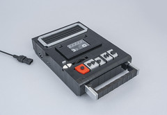 Tape recorder (svenfranic) Tags: