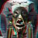 Ra-helmet (Stargate 1994) by Patrick Tatopoulus 3D
