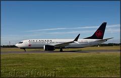 C-FSEQ Boeing 737-MAX8 Air Canada (elevationair ✈) Tags: dublin airport dublinairport dub eidw airliners airlines avgeek aviation airplane plane arrival departure jet aircanada max boeing 737 boeing737max8 cfseq