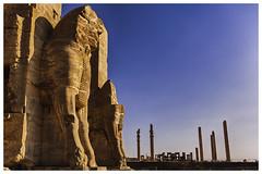 Puerta de las naciones (bit ramone) Tags: persépolis irán iran تخت جمشید persa bitramone viajes travel pentax pentaxk3ii sunset atardecer