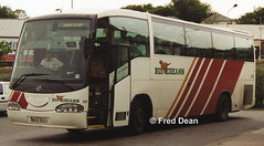 Bus Eireann SI6 (98D10311). (Fred Dean Jnr) Tags: buseireannroute32 si6 98d10311 letterkenny donegal letterkennybusstationdonegal august2000 r12oam scania l94 irizar century