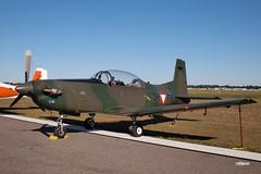 170408_110_SnF_Pilatus (AgentADQ) Tags: sun n fun flyin expo air show airshow airplane plane aviation 2017 lakeland florida pilatus pc7 turbo trainer 3hfp austrian af