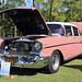 1957 Chevrolet Bel Air, Black Diamond Car Show