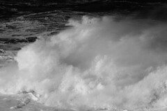 "Foz Galicia XIII (L. Vital [www.linovital.com]) Tags: art black blackandwhite bw europe landscape light lino ""lino vital"" nature photo photography photos sea spain vital water mar paisaje océano cielo roca bahía montaña playa costa cantabrico cantabriansea"
