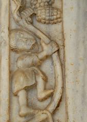 Osimo - 5 (antonella galardi) Tags: marche ancona osimo 2013 chiesa duomo sanleopardo conero romanico gotico