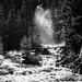 Fish Creek Falls, Near Steamboat Springs, Colorado