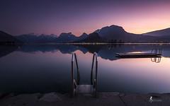 La vie en rose (pierrelouis.boniface) Tags: annecy lacdannecy hautesavoie lac lake mountains canon landscape