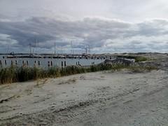 Marker Wadden zand zeilschip Bounty @Oxalex groot