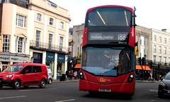 London Central WHV113 on route 188 Greenwich 02/03/19. (Ledlon89) Tags: bus buses london transport tfl londonbus londoncentral goaheadlondon londonbuses transportforlondon londontransport