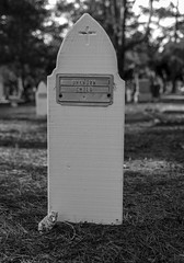 Child Unknown (Joe Josephs: 3,166,284 views - thank you) Tags: death cemetary grave graveyard bw monochrome blackandwhite photojournalism