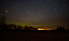 Last shoot with aurora and andromeda galaxy (Carl Terlak) Tags: