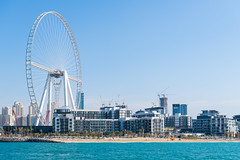 Jumeirah beach (JarkkoS) Tags: 2470mmf28eedafsvr beach d850 dubai uae water unitedarabemirates ae