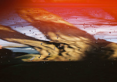 no title (biancarosa.looman) Tags: analog reflection handheld abstract blur canon kodakfilm