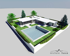 villa f.l. wright 01 (_vorthex) Tags: autocad 3dsmax photoshop render 3d fotoinserimento franklloydwright