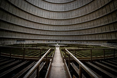 Cooling Tower IM (Hooismans) Tags: abandoned abandon abandonné abandonnée abbandonato abbandonata ancien ancienne alone architecture explorationurbaine exploration explore exploring empty explo explored distillery trespassing rust rusty ruins rotten urbex urban urbain urbaine urbanexploration interdit interior inside inexplore old past photography decay decaying derelict dust decayed dusty forgotten forbidden lost light nobody neglected building verlassen creepy huge industrial factory ceiling people arch road sign tree sky zeche bergwerk coal mine cooling tower im