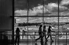 Aarhus - Museum - Outlook (Pana53) Tags: photographedbypana53 pana53 dänemark danmark exkursion aarhus vejle stadt museum outdoor architektur künstler nikon nikond810