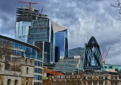 London City (M Malinov) Tags: photosbymmalinov london england city cityscape building europe