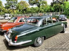 Jaguar 420, 1967 (linie305) Tags: bochum ruhrgebiet ruhrpott ruhrarea liermann classic day liermannclassicday2018 auto automobil meeting show carshow oldtimer classiccar oldcar youngtimer british jaguar 420 1967