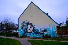 France - Brest - Alice Pasquini's work (andrei.leontev) Tags: alicepasquini pasquini france brest finistère finistere streetart arturban