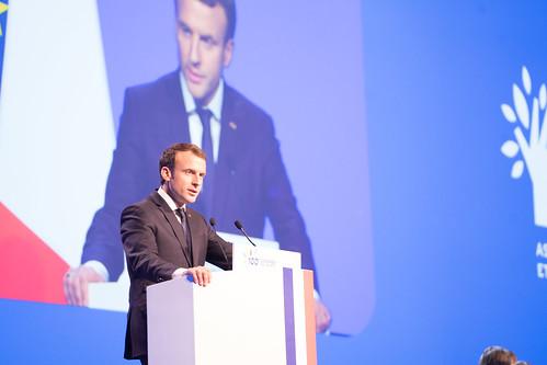 Emmanuel Macron, From FlickrPhotos