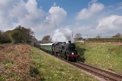BR Standard 4MT No. 80104 - Harman's Cross (Jonathon Gourlay) Tags: