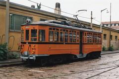 Milano 46--03-08-1998--33 (phi5104) Tags: trams italia milano atm 1998