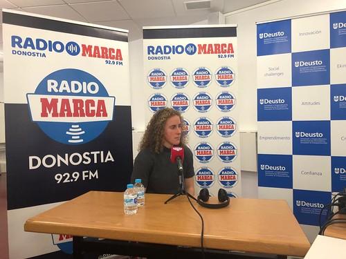 Radio Marca emite en directo desde el campus de San Sebastián con toda la actualidad deportiva de los equipos masculino y femenino de la Real Sociedad