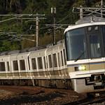 JR西日本の車両リノベーションの写真