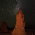 Carina Nebula - Pinnacles Desert, Western Australia thumbnail