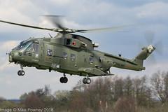 ZJ126 - 2000 build EH Industries EH.101 Merlin HC.3, visiting Barton (egcc) Tags: k 50141 barton cityairport egcb ehindustries eh101 helicopter lightroom manchester merlin merlinhc3i rn royalnavy westland zj126