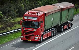 Scania R450 H.J. van 't Oever Laag-Zuthem