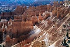 Bryce Canyon on film (in 1997) (mkk707) Tags: film analog 35mmfilm leicar4 leicasummicronr50 kodakgold100 desertsouthwest germancameras vintagelens vintagefilmcamera usa utah itsaleica wwwmeinfilmlabde