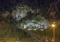 Campagna (SA), 2019, Il Presepe nella grotta dei briganti. (Fiore S. Barbato) Tags: grotta brigante briganti presepe italy campania campagna torrente tenza monti picentini valle sele