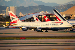 British Airways Boeing 747-436 G-CIVH (Mark Harris photography) Tags: spotting lax la canon 5d plane boeing ba 747 queen