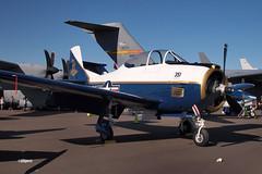 170408_103_SnF_T28 (AgentADQ) Tags: sun n fun flyin expo air show airshow airplane plane military aviation warbird lakeland florida 2017 north american t28 trojan