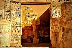 EGYPT- 095 (Elisabeth Gaj) Tags: elisabethgaj egypt luxor afryka temple architecture building old history travel