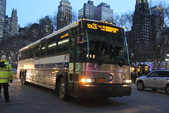 IMG_4685 (GojiMet86) Tags: mta nyc new york city bus buses 2007 d4500cl 4320 sim26 42nd street 6th avenue