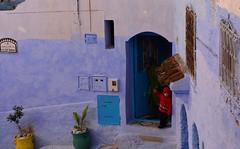 Chefchaouen, Morocco, January 2019 D810 613 (tango-) Tags: chefchaouen bluecity villaggioblu bluevillage morocco maroc 摩洛哥 marruecos марокко المغرب