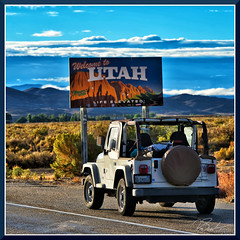 Utah4017 (bjarne.winkler) Tags: photo foto safari 20181 day 2 entering utah from nevada side headed for page arizona