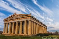 Nashville Parthenon (JMK_2013) Tags: architecture buildings parthenon nashville
