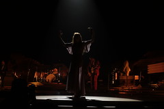 Florence + The Machine (navyblue89) Tags: florenceandthemachine florence florencethemachine florencewelch concert antwerp anvers sportpaleis