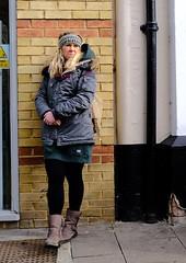 Waiting (Bury Gardener) Tags: burystedmunds britain suffolk streetphotography street streetcandids snaps strangers candid candids people peoplewatching fujixt3 fuji england eastanglia 2019 co cornhill